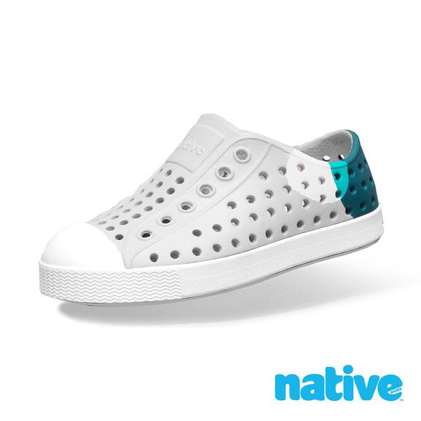 native 小童鞋 JEFFERSON 小奶油頭鞋-自信普普風
