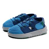 NEW BALANCE 涼鞋 水藍 涼拖 休閒鞋 中童 (布魯克林) YTTRKLA1