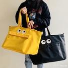 旅行袋包行李包包女大容量可愛手提出門輕便袋子短途旅游學生便攜 開春特惠