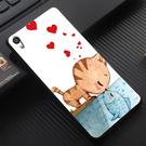 [Desire 828 軟殼] HTC d828 D828u d828g 手機殼 保護套 貓戀魚