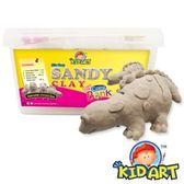KID ART 美國創意手作黏土 沙雕黏土(紳士龍)
