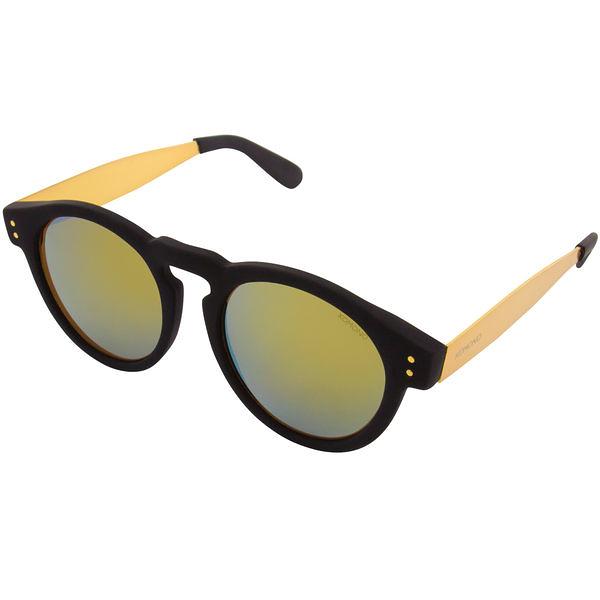 KOMONO 太陽眼鏡 Clement 克萊蒙金屬系列-黑膠x金