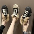 半拖鞋 女托鞋子外穿新款百搭時尚包頭半拖...