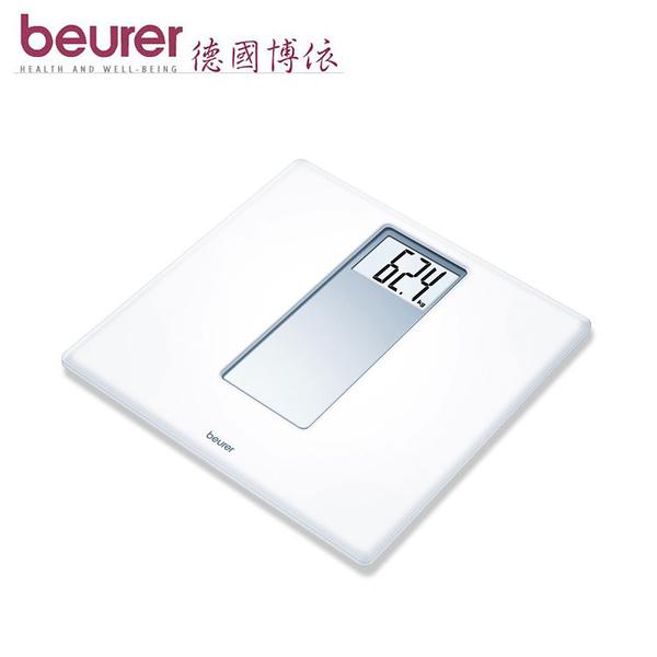 【德國 博依beurer】電子體重計超大螢幕 PS160