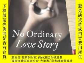 二手書博民逛書店NO罕見ORDINARY LOVE STORY SOPHIE M