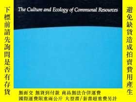 二手書博民逛書店The罕見Question Of The Commons-公地問題Y436638 Bonnie J. Mcca