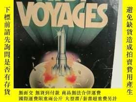 二手書博民逛書店Damon罕見Knight : First Voyages (科