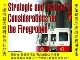 二手書博民逛書店Strategic罕見And Tactical Considerations On The Fireground奇