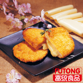 【富統食品】起司雞排(80g/片;5片/包)