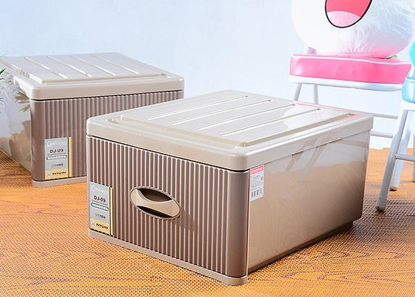 【XL風尚抽屜整理箱】聯府 KEYWAY 台灣製造 置物箱 收納箱 DJ-09 [百貨通]
