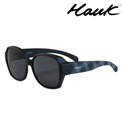 HAWK 新型薄框偏光太陽眼鏡套鏡(2用)HK1025-96