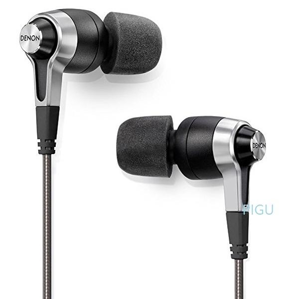 平廣 日本 天龍 DENON AH-C720 黑色 耳機 耳道式耳機 日本進口保固一年 Hi-res ( C710 新款