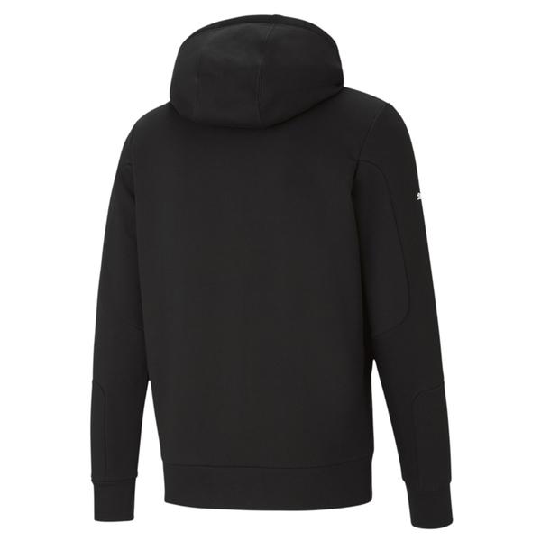 Puma BMW 黑 外套 男 棉質外套 聯名款 運動 休閒 健身 慢跑 長袖外套 連帽外套 59952001
