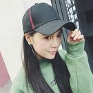 鴨舌帽  新款春夏季棒球帽子男女士韓版潮   遇見生活