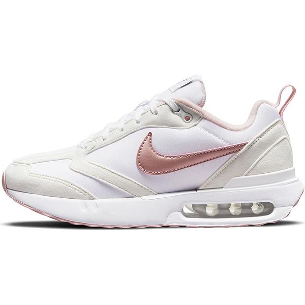 Nike AIR MAX DAWN GS 女鞋 大童 休閒 慢跑 氣墊 緩震 白粉【運動世界】DH3157-101