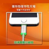 StarKing iPhone 專利 尼龍編織線LED發光線 1.2M充電傳輸線
