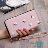 錢包女長款女士手拿包時尚錢夾日韓版大容量拉錬皮夾卡包