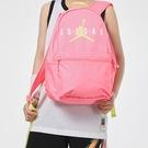 NIKE Jordan Backpack 背包 後背包 休閒 水壺袋 粉【運動世界】JD2123005GS-003