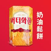 韓國 CROWN 奶油鬆餅 135g (5包入) 餅乾 韓國零食 點心 鬆餅餅乾