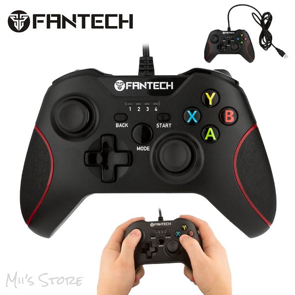 (電競手遊必備) FANTECH GP11 USB震動遊戲搖桿 有線 搖桿 震動 手把 USB 線控 電腦遊戲 PS3 安卓 通用
