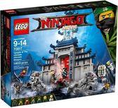 【LEGO樂高】NINJAGO MOVIE 忍者終極兵器神殿 70617