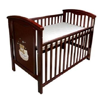 GMP BABY 睡熊三合一咖啡色嬰兒床(大床)