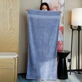 大浴巾純棉成人男女柔軟全棉大號毛巾可愛超強吸水家用裹巾 潮流館