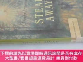 二手書博民逛書店英文原版罕見Steal AwayY7215 Jennifer Armstrong Orchard Books