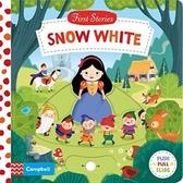 First Stories:Snow White 白雪公主 硬頁拉拉操作書