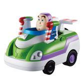 Disney 迪士尼 急速變形車 巴斯 【鯊玩具Toy Shark】