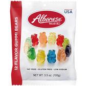 美國 Albanese 艾爾巴 小熊軟糖(100g)【小三美日】進口 / 團購 / 零嘴