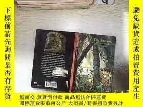 二手書博民逛書店The罕見Amazon: Past, Present and Future 亞馬遜:過去、現在和未來Y2611