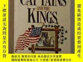 二手書博民逛書店英文原版罕見Captains And The Kings By
