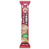 北日本一口鹽味洋芋片 x10入團購組 【康是美】