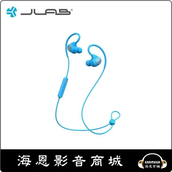 【海恩數位】JLab Epic Sport 藍牙運動耳機 冠軍運動耳機再進化 2018革命性創新技術 藍色