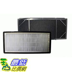 [106美國直購] Honeywell HHT-011 Air Purifier Filter Kit - 1 HEPA Filter with Built In Odor Neutralizing