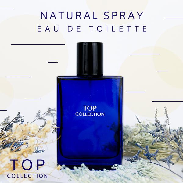 TOP COLLECTION 深藍香水 100ml (TC8012)【櫻桃飾品】【30081】