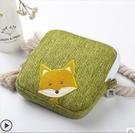 衛生巾姨媽巾收納包 可愛便攜包學生月事袋