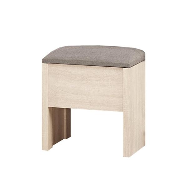 漢斯化妝椅(21CM/555-4)/H&D東稻家居