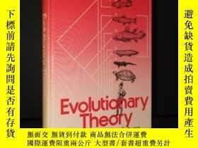 二手書博民逛書店Evolutionary罕見Theory: Paths into