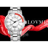 【完全計時】手錶館│LOVME蕭敬騰 色彩拼接 品味自我高質感時尚都會腕錶 S0853SM-2S-221新品