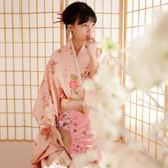 日系外出和服女式士正裝浴衣長款改良日本傳統和服cos動漫lovelive寫真演出服