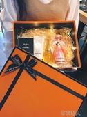 禮物盒 禮物盒子ins風精美韓版禮品盒空盒子大號生日伴手禮盒包裝盒空盒 布衣潮人