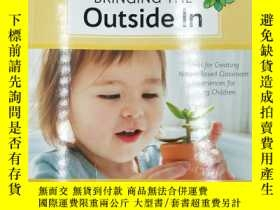 二手書博民逛書店BRINGING罕見THE Outside In Ideas f