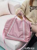 旅行包大容量旅行袋手提女短途小行李包輕便外出包包健身包男【解憂雜貨鋪】