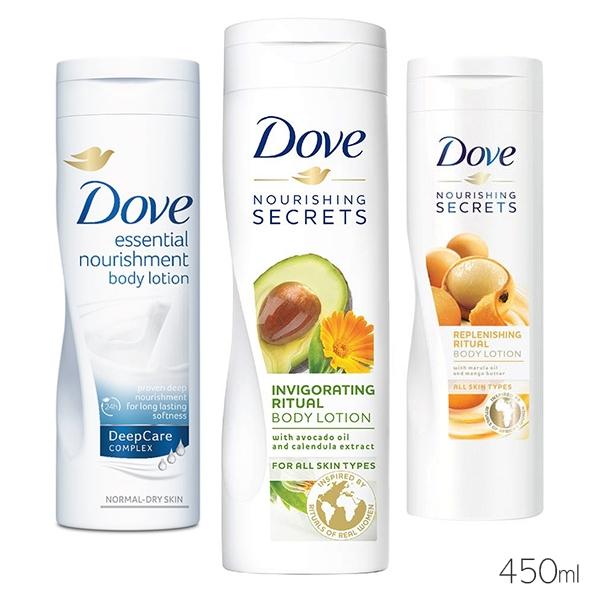 Dove 多芬 身體潤膚乳液 400ml 款式可選 身體乳液【小紅帽美妝】