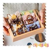 雪花酥包裝自封袋餅干糖果袋牛軋糖機封袋子【淘嘟嘟】