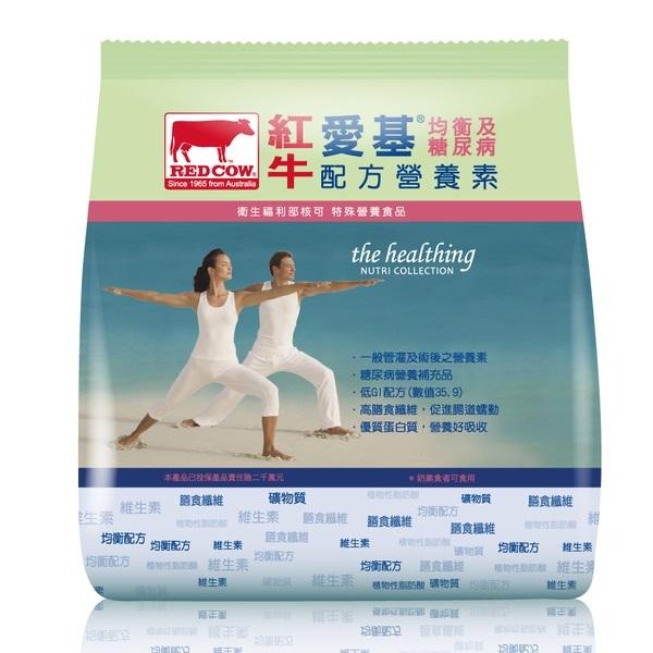 紅RED's 紅牛 愛基均衡及糖尿病配方營養素 3Kg 袋裝 免運