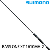 漁拓釣具 SHIMANO 18 BASS ONE XT 1610MH-2 [淡水路亞竿]