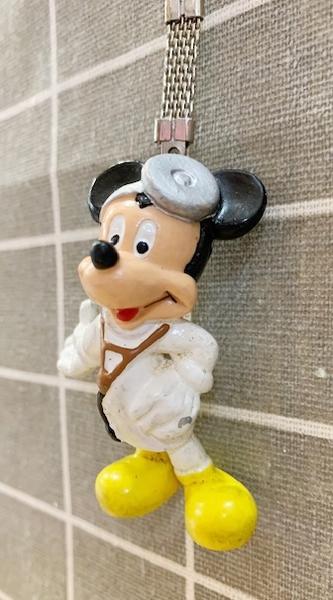 【震撼精品百貨】Micky Mouse_米奇/米妮 ~造型鑰匙圈~米奇醫生#01004